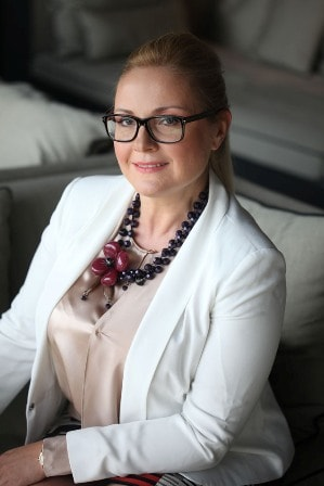 Єлизавета Коробченко, генеральний директор Avon Україна